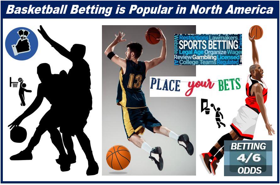 Базовые стратегии ставок на баскетбол - 38938938938